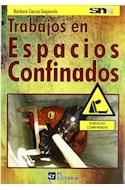 Papel TRABAJOS EN ESPACIOS CONFINADOS (RUSTICO)