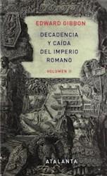 Papel Decadencia Y Caída Del Imperio Romano (Vol. Ii)