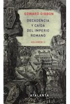 Papel DECADENCIA Y CAIDA DEL IMPERIO ROMANO VOL.II