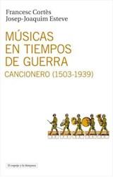 E-book Músicas en tiempos de guerra