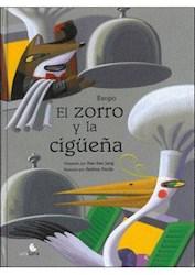 Libro El Zorro Y La Cigueña