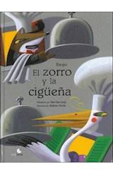 Papel EL ZORRO Y LA CIGUEÑA