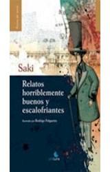 Papel RELATOS HORRIBLEMENTE BUENOS Y ESCALOFRIANTES (COLECCION FUERA DE  SERIE) (CARTONE)