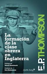 Papel LA FORMACION DE LA CLASE OBRERA EN INGLATERRA
