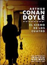 Libro El Signo De Los Cuatro  Los Misterios De Sherlock Holmes