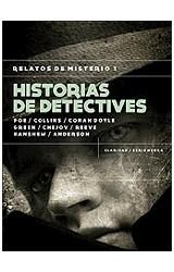 Papel HISTORIAS DE DETECTIVES - RELATOS DE MISTERIO 1