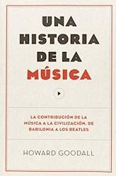 Libro Una Historia De La Musica