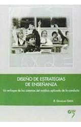 Papel DISEÑO DE ESTRATEGIAS DE ENSEÑANZA