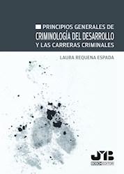 Libro Principios Generales De Criminologia Del Desarrol