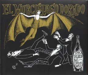 Papel El Murciélago Dorado