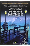 Papel ANTOLOGIA DE RELATOS JAPONESES (RUSTICO)