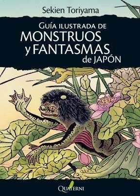 Papel Guia Ilustrada De Monstruos Y Fantasmas De Japon