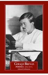 Papel Gerald Brenan. Poesía (1912-1977)