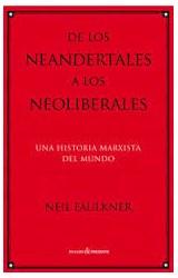 Papel DE LOS NEANDERTALES A LOS NEOLIBERALES