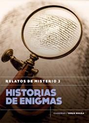Libro 3. Relatos De Misterio  Historias De Enigmas