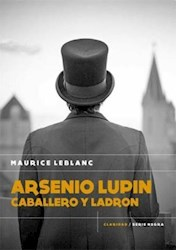 Papel Arsenio Lupin Caballero Y Ladron