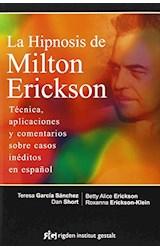 Papel LA HIPNOSIS DE MILTON ERICKSON