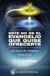 Libro Este No Es El Evangelio Que Quise Ofrecerte