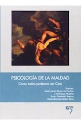 Papel PSICOLOGIA DE LA MALDAD