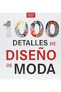 Papel 1000 DETALLES DE DISEÑO DE MODA (SERIE CLOSE UP) (CARTONE)