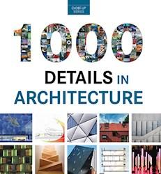Libro 1000 Detalles De Arquitectura / Manual Del Dibujo Clasico