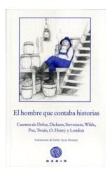 Papel EL HOMBRE QUE CONTABA HISTORIAS