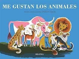 Papel ME GUSTAN LOS ANIMALES