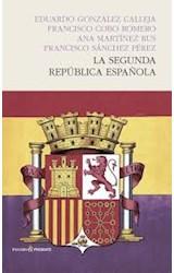 Papel LA SEGUNDA REPUBLICA ESPAÑOLA