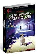 Papel MISTERIOS DE LA GATA HOLMES (COLECCION GRANDES DETECTIVES) (RUSTICO)