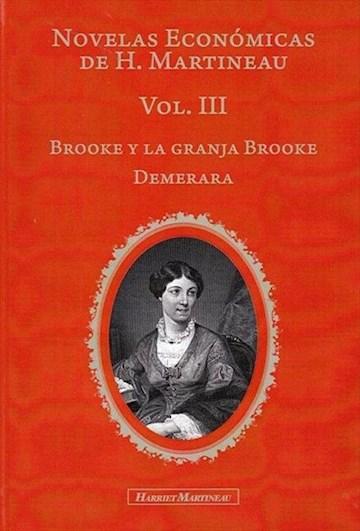 E-book Novelas Económicas De H. Martineau. Vol.Iii