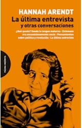 Papel LA ULTIMA ENTREVISTA Y OTRAS CONVERSACIONES