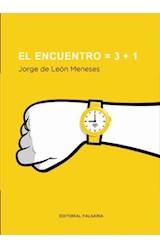 E-book El encuentro = 3 + 1