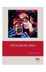 Papel PSICOLOGIA DEL MIEDO