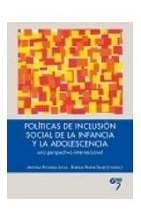 Papel POLITICAS DE INCLUSION SOCIAL DE LA INFANCIA Y LA ADOLESCENC