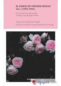 Papel El Diario De Virginia Woolf Vol 1