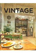 Papel VINTAGE NEW FURNITURE & INTERIOR DESIGN (CARTONE)