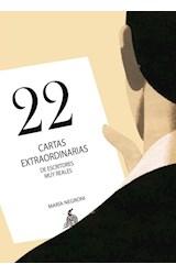 Papel 22 CARTAS EXTRAORDINARIAS