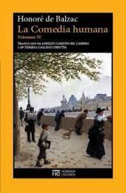 Libro La Comedia Humana Vol.Iv