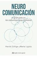 Papel NEUROCOMUNICACION EL GRAN SALTO EN LAS COMUNICACIONES HUMANAS