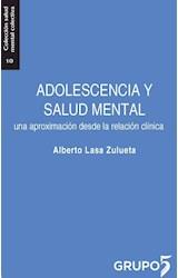 Papel ADOLESCENCIA Y SALUD MENTAL