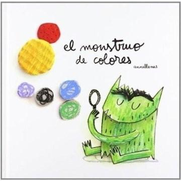 Papel El Monstruo De Los Colores