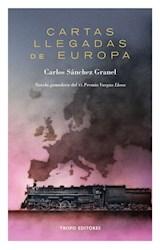 Papel CARTAS LLEGADAS DE EUROPA