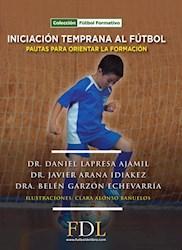 Libro Iniciacion Temprana El Futbol