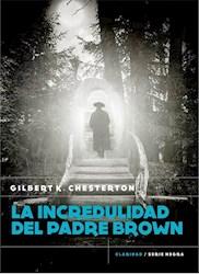 Libro La Incredulidad Del Padre Brown