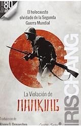 Papel LA VIOLACION DE NANKING