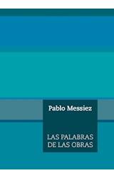 Papel LAS PALABRAS DE LAS OBRAS