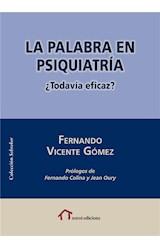 E-book La palabra en psiquiatría