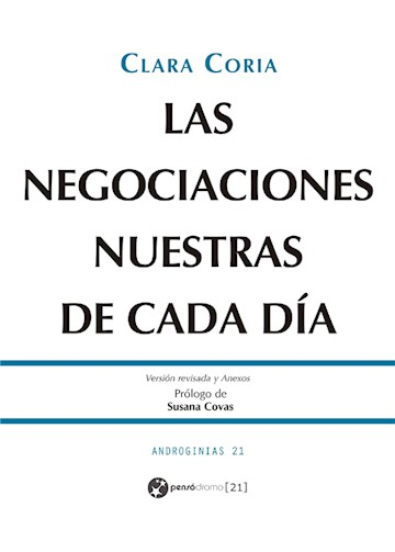 E-book Las Negociaciones Nuestras De Cada Día