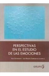 Papel PERSPECTIVAS EN EL ESTUDIO DE LAS EMOCIONES