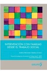 Papel INTERVENCION CON FAMILIAS DESDE EL TRABAJO SOCIAL